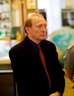 Председатель НСНБР А.Г.Огнивцев - ведущий цикла Открытых уроков против наркотиков.