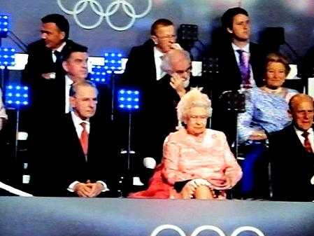 Олимпиада в Лондоне 2012. Летние Олимпийские игры 2012. Автор фото - председатель НСНБР А.Г.Огнивцев.