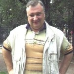 Участник 1 - го в России Открытого урока против наркотиков - генеральный директор ТК Премьер А.Н.Шуляк.