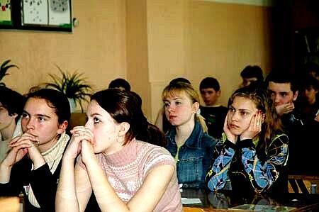 Участники антинаркотической акции Москва против наркотиков 2006. Фото  - Георгий Огнивцев.