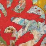 Бильжо на Ермолаевском 17. Ночь вернисажей на Винзаводе… Современное искусство. ММОМА. Modern Art. Автор фото – председатель НСНБР А.Г.Огнивцев.