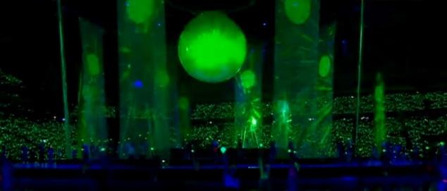 XXVII Всемирная летняя Универсиада 2013 в Казани. Церемония открытия. Автор фото – председатель НСНБР А.Г.Огнивцев. tu_32