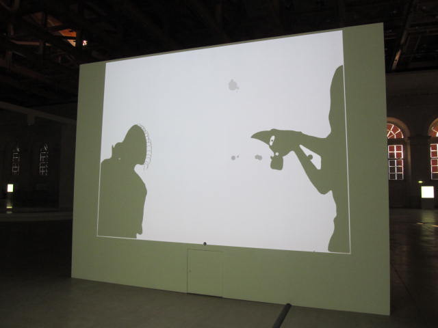 Создающий чувства в движении… Lexus HybridArt. Современное искусство в Манеже 09.08.2013г. после 19 часов. Автор фото председатель НСНБР А.Г.Огнивцев. IMG_5737