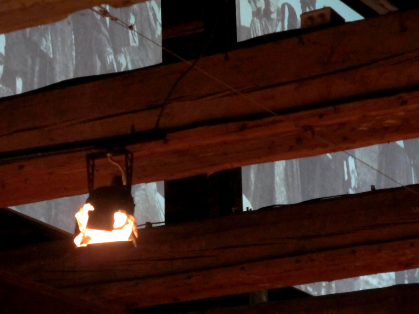 Подвалы арт-технологий современного искусства в МА имени А.В.Щусева. Вместе и врозь... насквозь. Автор фото председатель НСНБР А.Г.Огнивцев IMG_6547