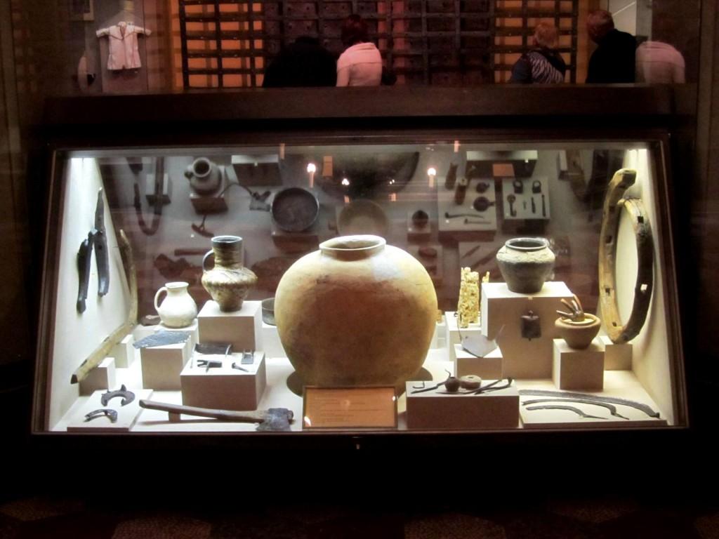 Что можно увидеть в музеях по музейной карте? Как работает? Исторический музей. Автор фото председатель НСНБР А.Г.Огнивцев. IMG_7100