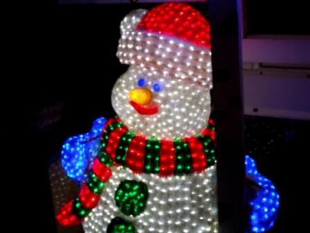 Рождественский вечер на Кузнецком мосту. Фото. Автор фото председатель НСНБР А.Г.Огнивцев. DSCF6946_1