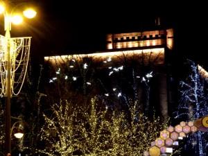 Вечером на Тверской в Москве. Автор фото председатель НСНБР А.Г.Огнивцев.DSCF6959_1