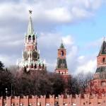 Mcrsi.ru: Москва. Весна. Фото дня. Пара уток у Кремля. 2014. Март. Автор фото председатель НСНБР А.Г.Огнивцев. IMG_13032014_3
