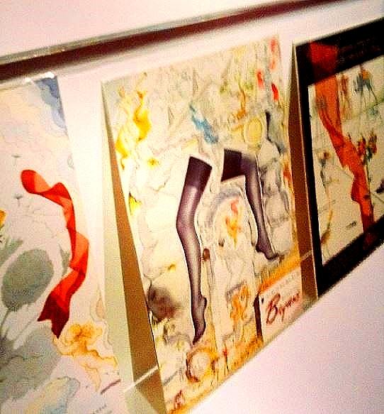 Mcrsi.ru: Сальвадор Дали и медиа. Сквозь время. Выставка. MMOMA. Автор фото председатель НСНБР А.Г.Огнивцев.  08.11.2014_9