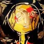 Mcrsi.ru: От абстракционизма… Казарин. Выставка. Зал МСХ.  Автор фото председатель НСНБР А.Г.Огнивцев. 08112014_10