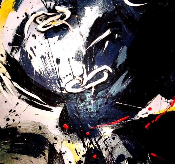 Mcrsi.ru: От абстракционизма… Казарин. Выставка. Зал МСХ.  Автор фото председатель НСНБР А.Г.Огнивцев. 08112014_1_1