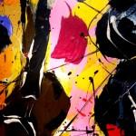 Mcrsi.ru: От абстракционизма… Казарин. Выставка. Зал МСХ.  Автор фото председатель НСНБР А.Г.Огнивцев. 08112014_4_1