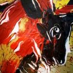 Mcrsi.ru: От абстракционизма… Казарин. Выставка. Зал МСХ.  Автор фото председатель НСНБР А.Г.Огнивцев. 08112014_8