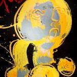 Mcrsi.ru: От абстракционизма… Казарин. Выставка. Зал МСХ.  Автор фото председатель НСНБР А.Г.Огнивцев. 08112014_9