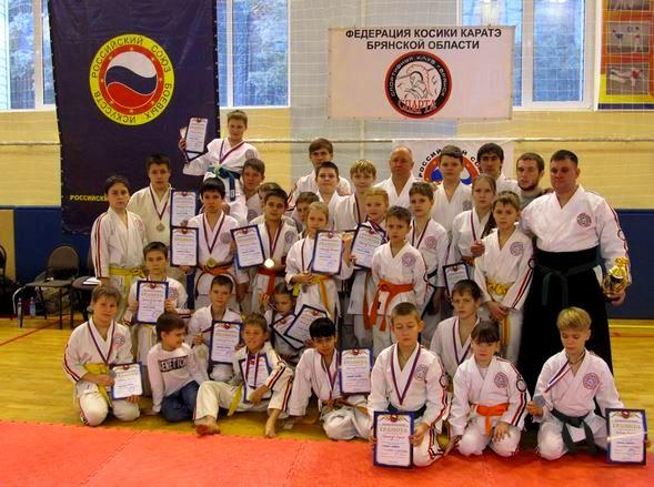 Брянская область. 2-е юношеские Игры боевых искусств. Фото ФКК Брянской области 14122014_1