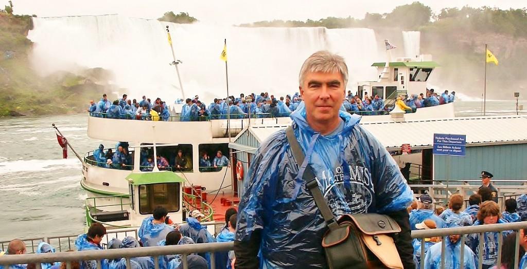 Чемпионат мира по Косики каратэ 2007. Фрагмент. Ниагарский водопад. 04012014_33n
