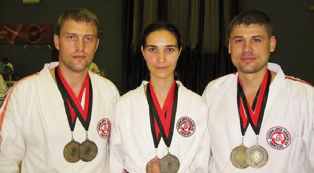 Чемпионат мира по Косики каратэ 2007. Фрагмент. Ниагарский водопад. 04012014_41n