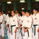 Karate. Чемпионат мира по Косики каратэ 1996. Токио. Япония. 05012015_38ja