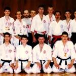 Karate. Чемпионат мира по Косики каратэ 1996. Токио. Япония. 05012015_40ja