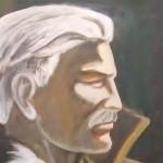 Русский реализм. Живопись. Искусство. Выставка в ИРРИ. Автор фото председатель НСНБР А.Г.Огнивцев. 07012015_r13