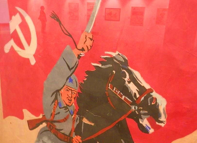 Ташкентский альбом. ARTSTORY. Выставка. Манеж. 30042015_32