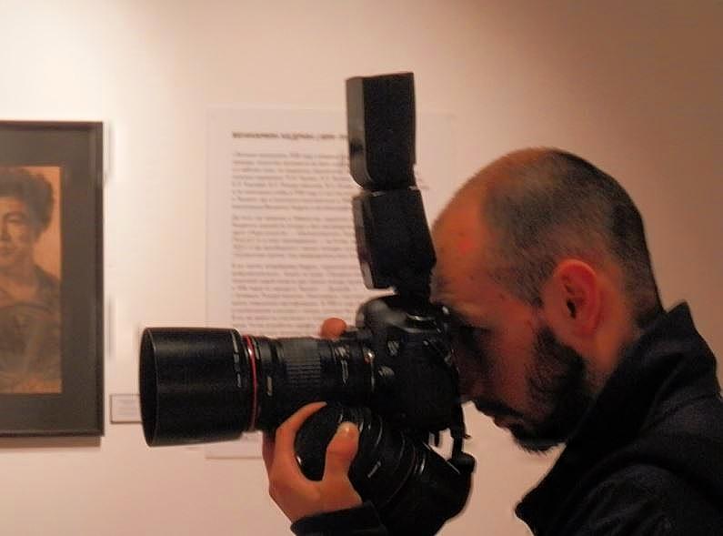 Ташкентский альбом. ARTSTORY. Выставка. Манеж. 30042015_7
