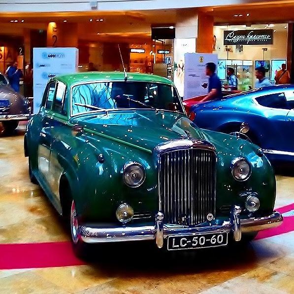 Rolls-Royce. Bentley. Ferrari. Aston