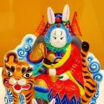 Китайские игрушки в 1-ю звуковую Ночь искусств России. Автор фото председатель НСНБР А.Г.Огнивцев. chi_1_1