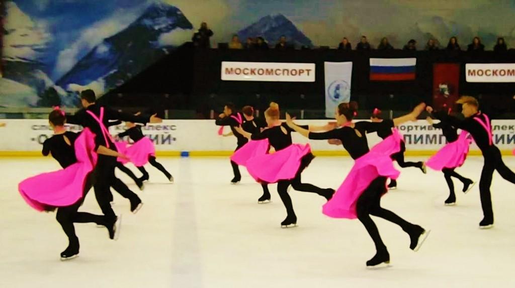 МЦРСИ: Olimpik Cup 2017. Кубок России 2017. Синхронное катание на коньках.