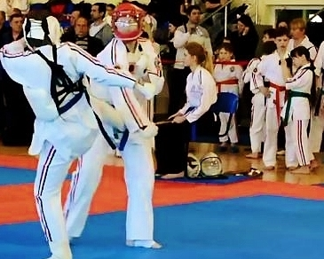 МЦРСИ: Koshiki karate в России. 27-й Кубок Федерации. Косики каратэ.  br_2
