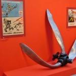 МЦРСИ: Выставка к Дню Победы. Новый Манеж. 1942. В штабах Победы. 08052017-1